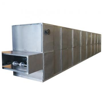 Hemp Continuous Herbs Belt Dryer Drying Machine