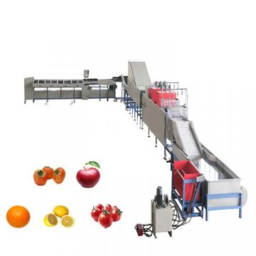 Apple/Mango/Pineapple/Orange Fruit Juice/Beverage Vetegable Concentrate Production Processing Line Pear/Peach/Lemon/Banana/Avocado Juice Making Filling Line