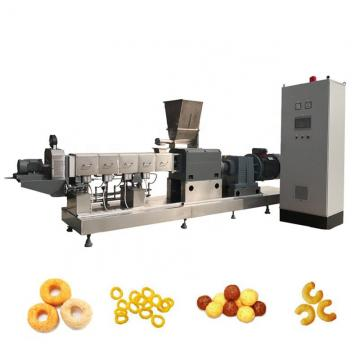 50t Maize Flour Machinery Corn Flakes Making Machine