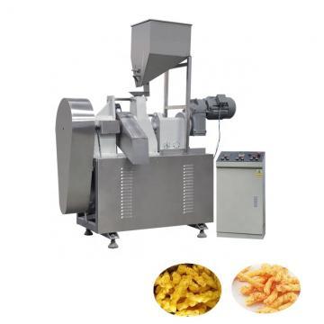 Puffed Snacks Machine Jiggies Cheese Corn Curl Grits Kurkure Frying Cheetos Nik Naks Making Machine Equipment Manufacturing Plant Machinery