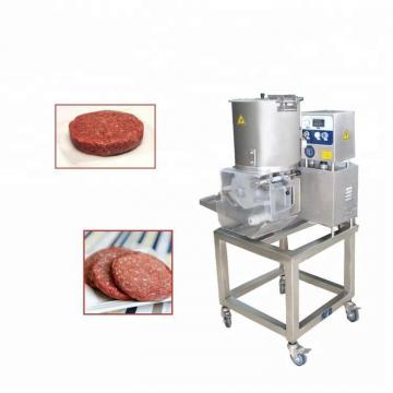 Automatic Electric Nuggets Hamburger Patty Making Machine