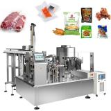 Longer Storage Meat Poultry Beef Vacuum Thermoforming Packing Packaging Machine